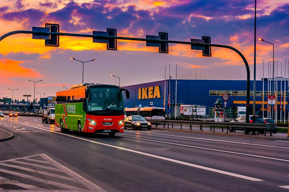 In which country was Ikea founded?