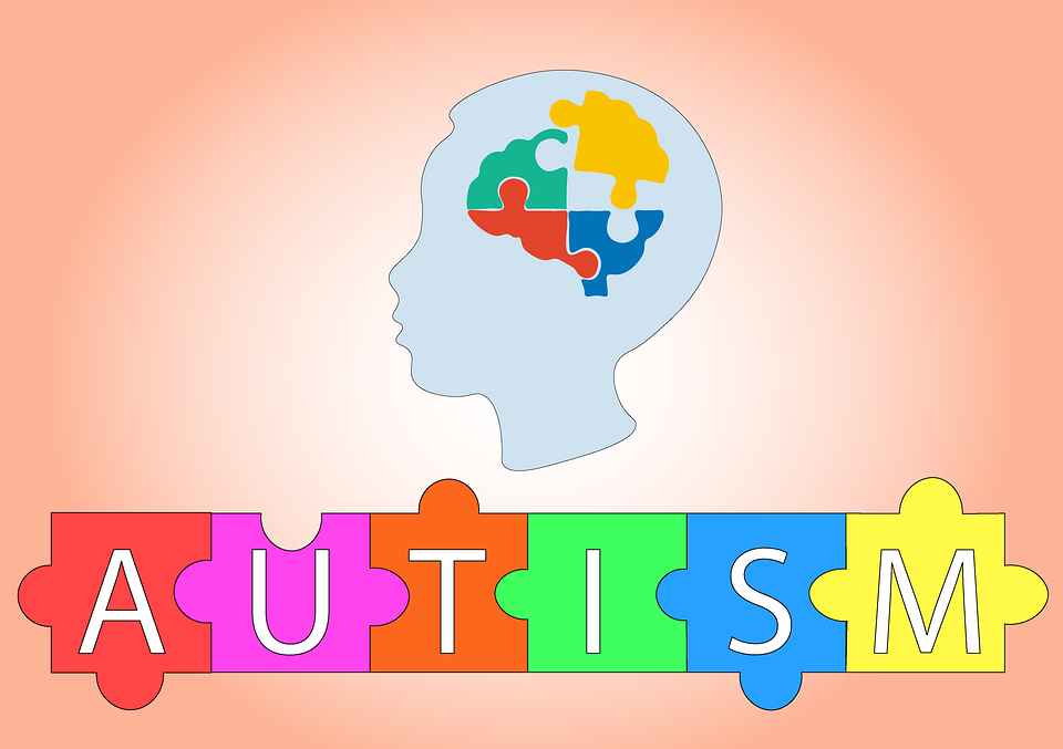 Autism, Puzzle, Autistic, Syndrome, Brain, Awareness