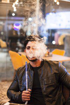 Hookah, Smoking, Egyptian, Egypt, Cairo