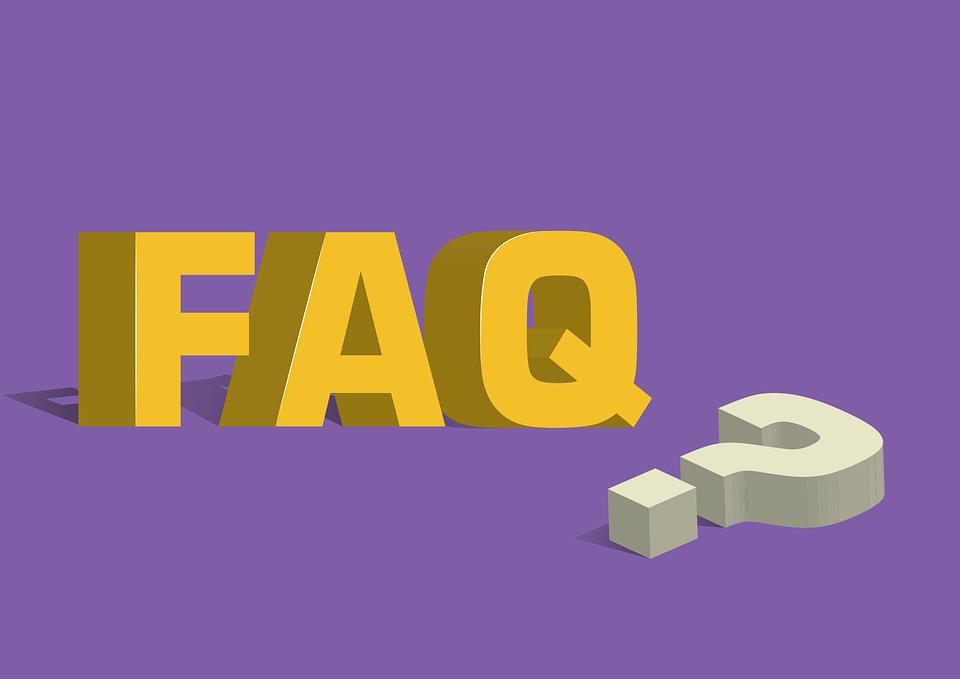Faq, Question, Answer, 3D, Text, Question Mark, Mark