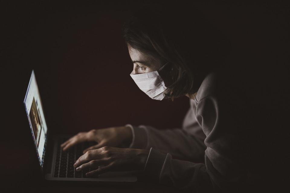 Corona, Koronavirus, Virus, Covid-19, Epidemie, Maska