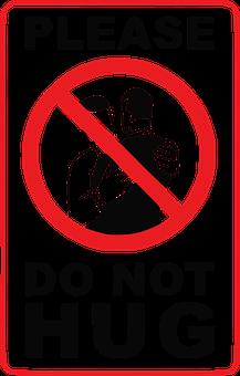 Coronaviruset, Panel, Symbol, Affisch
