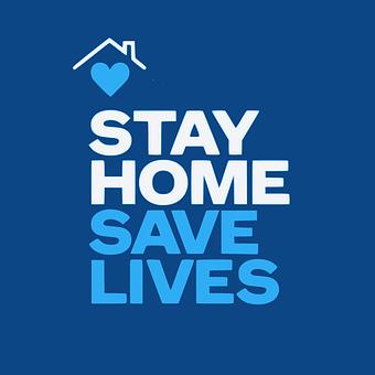 Stanna Hemma Rädda Liv, Logo, Fält