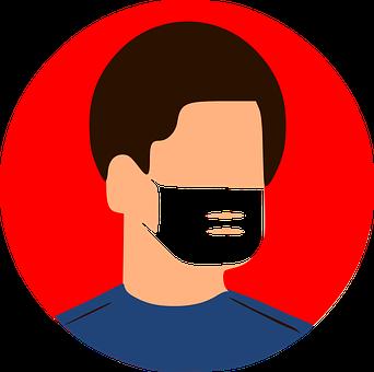 Mask, Coronaviruset, Virus, Corona