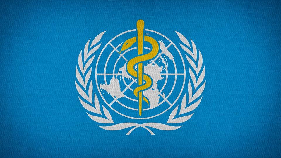 Oms, Organização Mundial Da Saúde, Deus O Abençoe