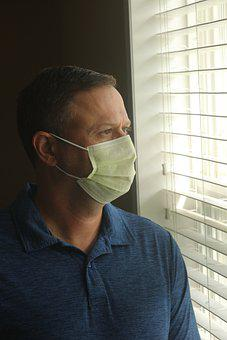 Surgical Mask, Coronavirus, Virus