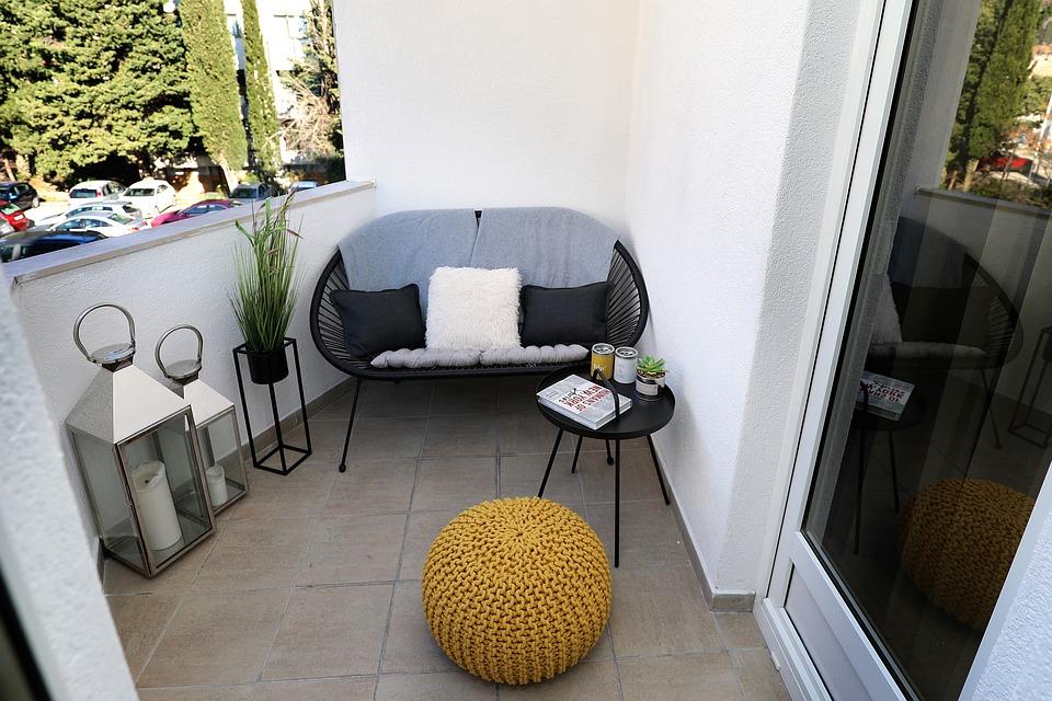Revêtement idéal pour habiller sa terrasse