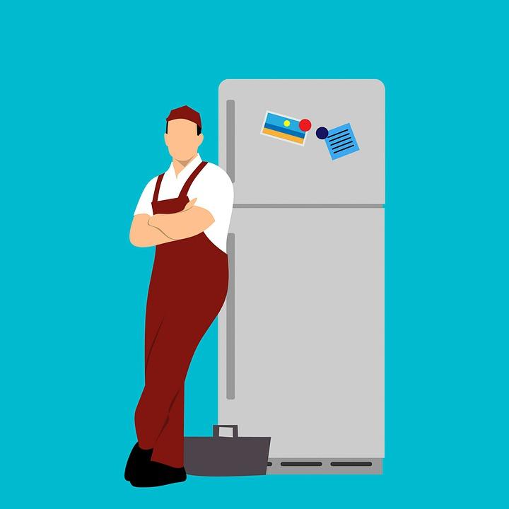 Хладилник, Фиксира, Ремонт, Фризер, Уред, Техник, Уреди