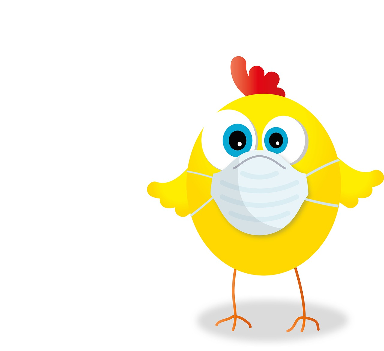 Chicken Mask Corona Free Image On Pixabay Find the perfect chicken mask stock illustrations from getty images. https creativecommons org licenses publicdomain