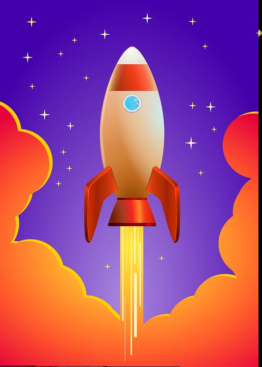 ロケット, 天文学, リリース, プラットホーム, スペース, 宇宙, 理科, 宇宙飛行士, 宇宙船, 技術