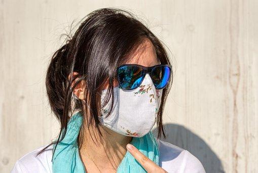 Respiratory Mask, Covid, Mask, Face