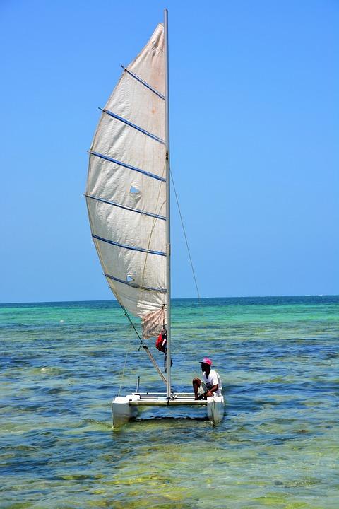 Praia, Jangada, Férias, Água, Oceano, Verão, Relaxar