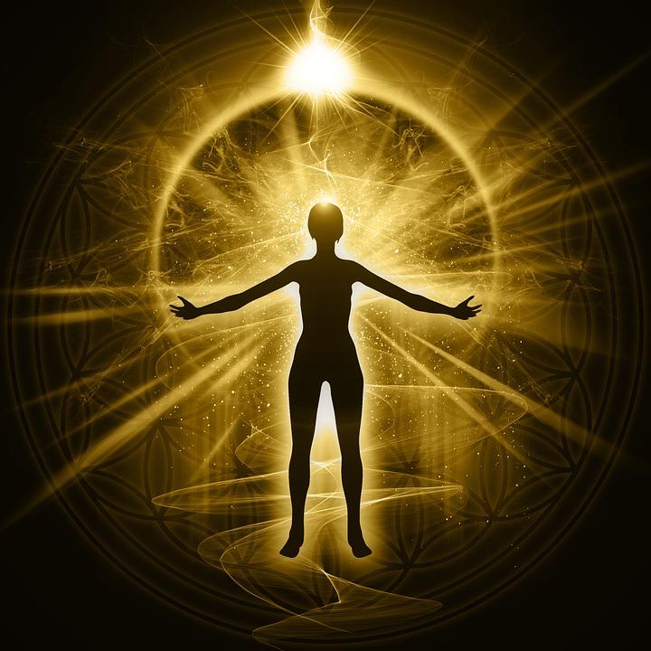 Humano, Acordar, Luz, Nova Era, Raios, Consciência