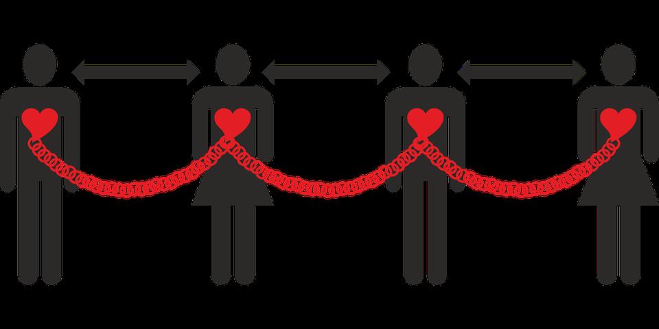Distância Corona Covid-19 - Gráfico vetorial grátis no Pixabay