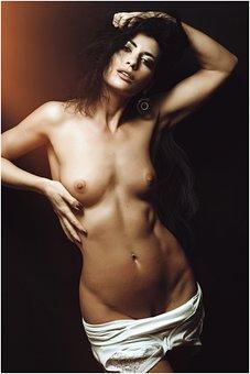 Art, Nude, Woman, Sexy, Erotic, Model
