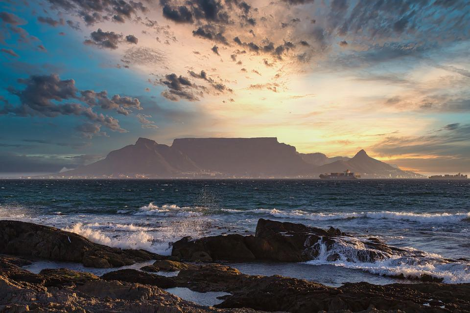 Table Mountain - Things to do in South Africa