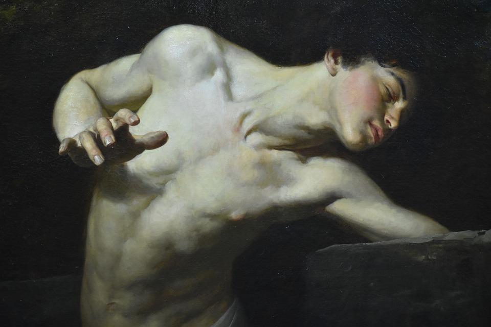 Art Painting Body Free Image On Pixabay