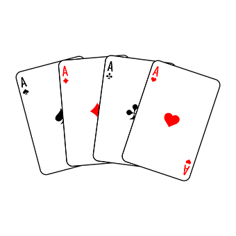 Cards, Casino, Ace, Good Luck, Victory