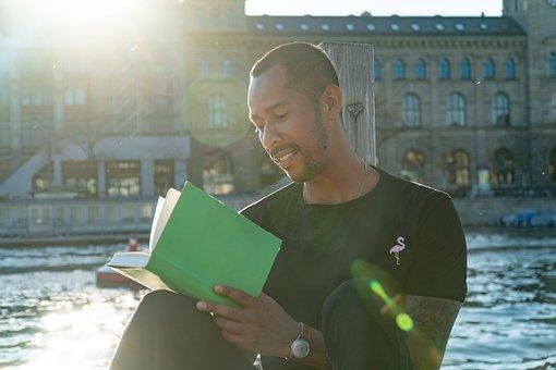 Book, Read Book, Green, Education
