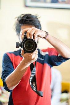 Technology, Lens, Digital, Film, Vintage