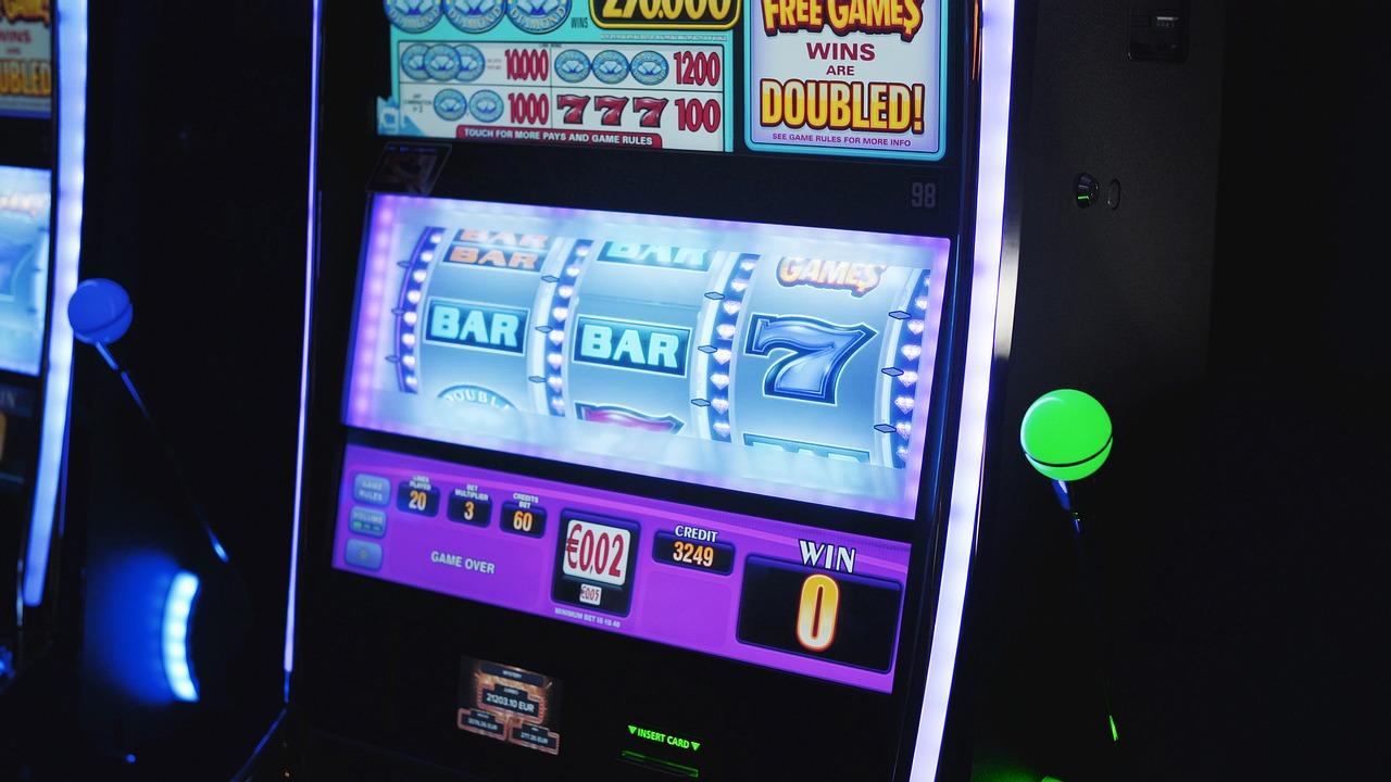Slots online SAgaming