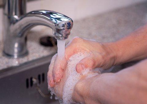 Wash Your Hands, Corona, Hygiene, Virus