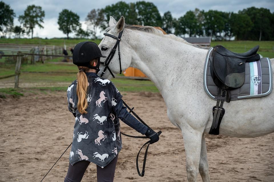 Κορίτσι Άλογο Ιππασία - Δωρεάν φωτογραφία στο Pixabay