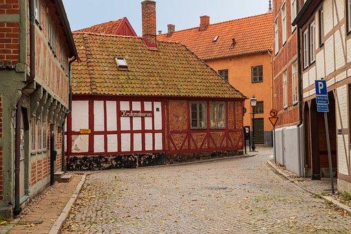 Ystad city