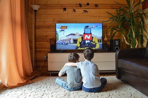 テレビ, 子供, マンガ, 映画, おもちゃ, エンターテインメント, 漫画