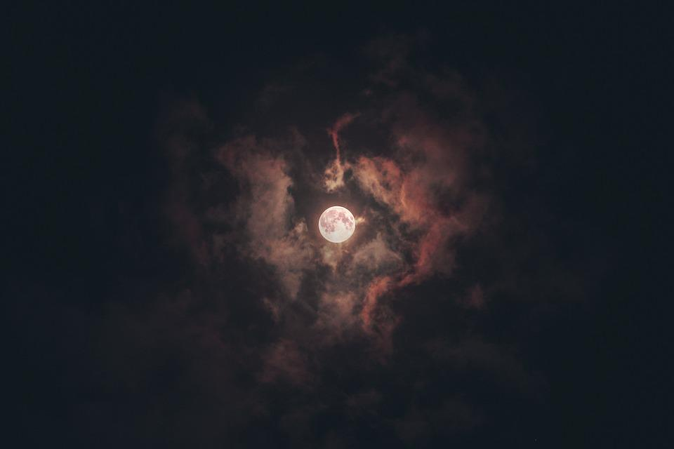 Super Moon Night - Free photo on Pixabay