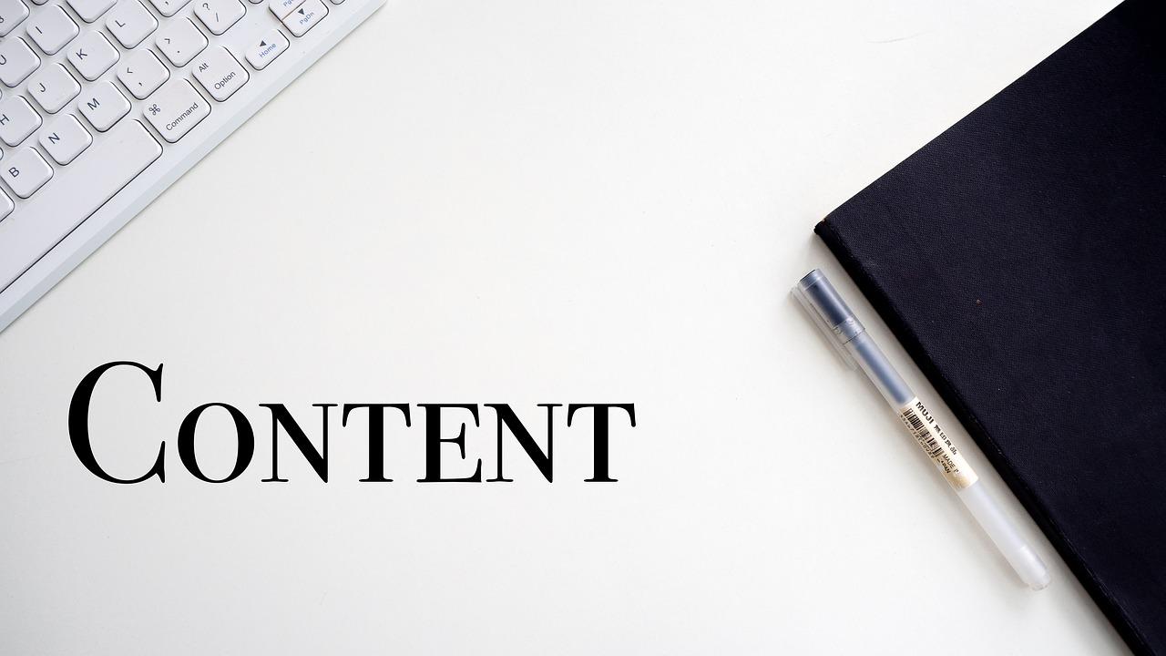 Content Marketing - Free photo on Pixabay