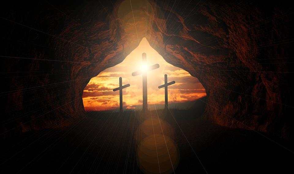 Kruisen Kruisiging Opstanding - Gratis afbeelding op Pixabay