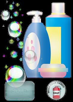 Soap, 手洗い, Coronavirus, Bart, インプ, 家
