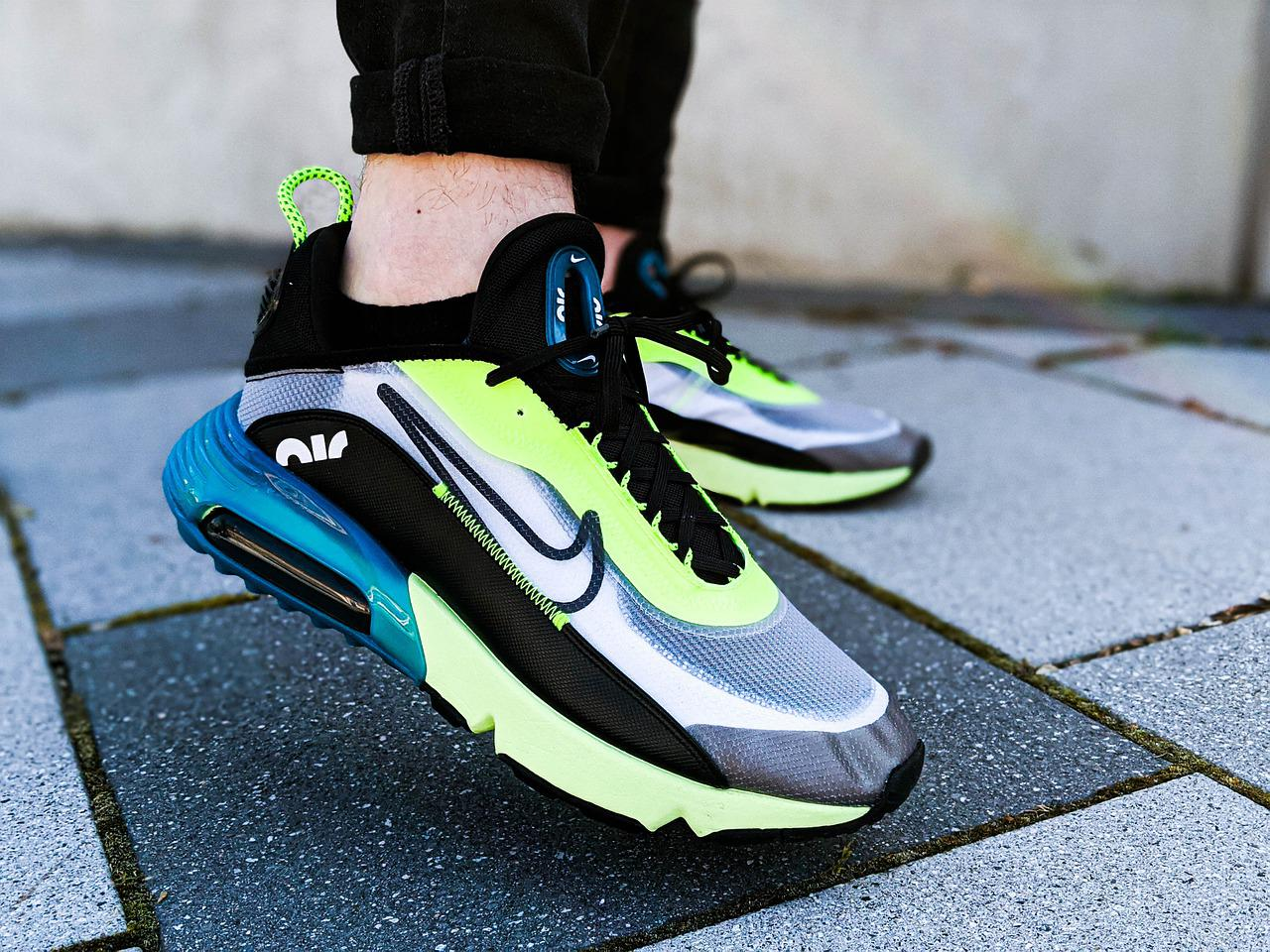 Nike Shoes Sneakers Sport - Free photo