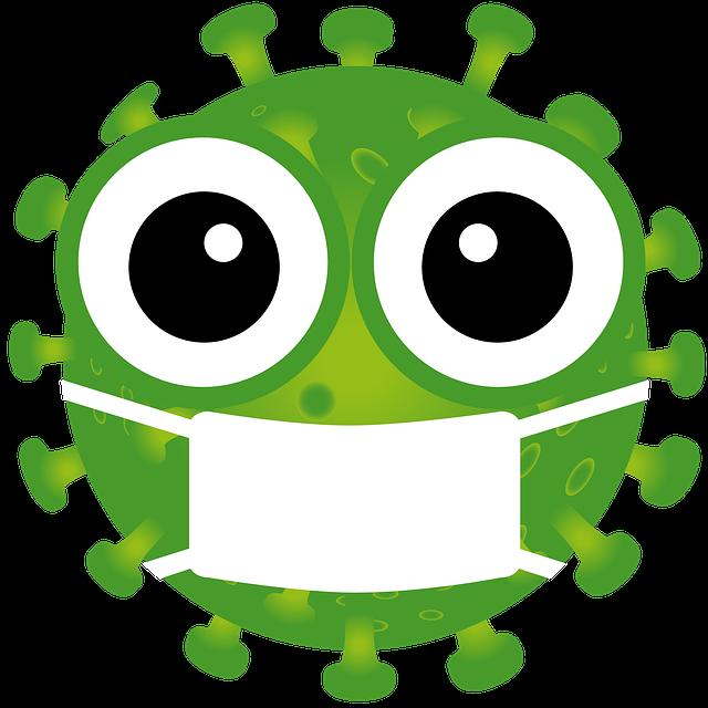 Coronavirus Emoji Επιστόμιο Μάσκα - Δωρεάν εικόνα στο Pixabay