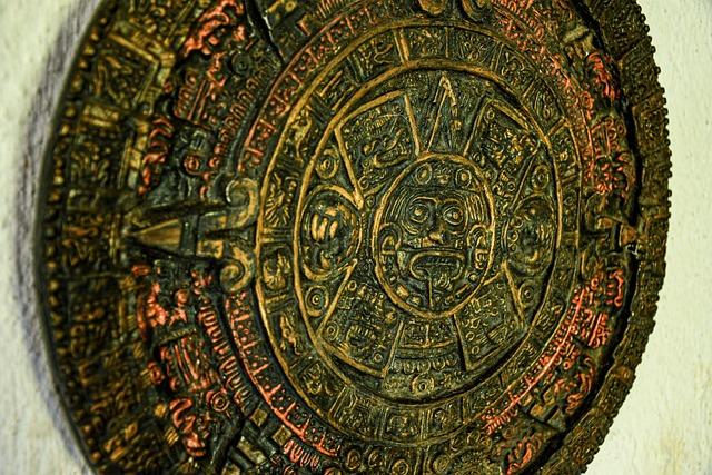 Calendars with a Maya Twist
