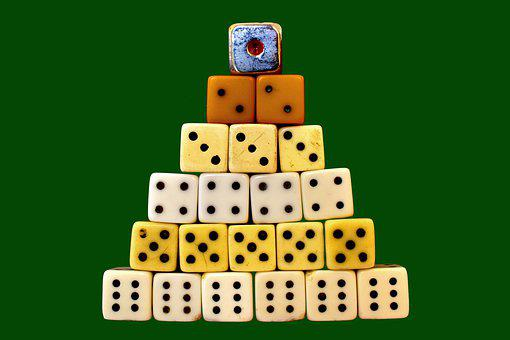 Dice, Gamble, Game, Luck, Cube, Casino