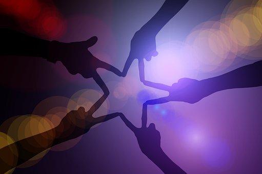 Estrella, Dedo, Las Manos, Cohesión