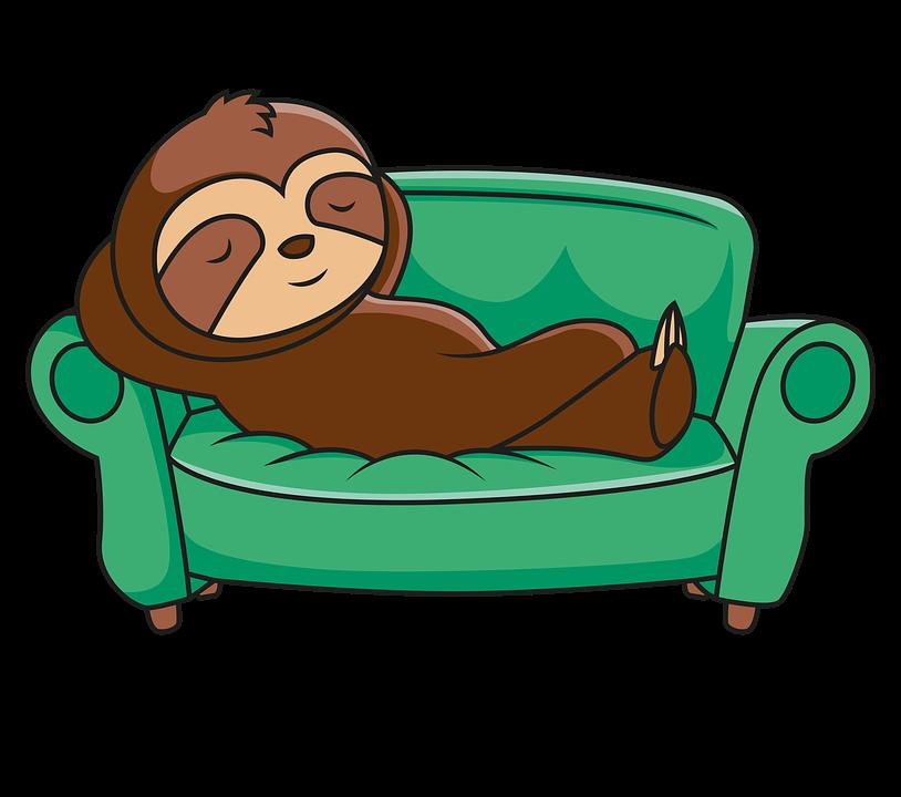 Luiaard, Slapen, Dierlijke, Rest, Slaap, Cute
