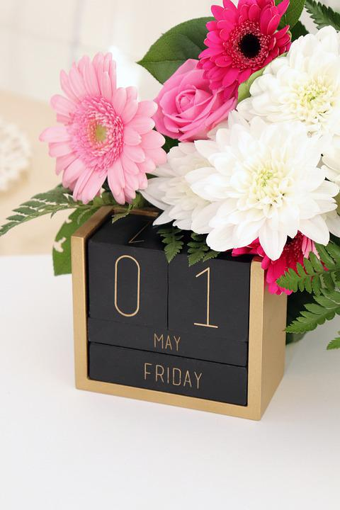 May Day, 1, May, Spring, Calendar, The Work Day, Bloom