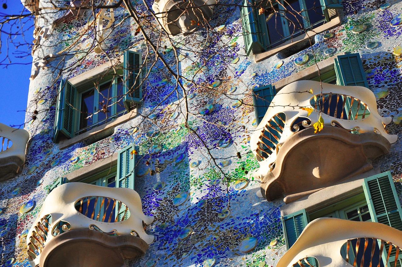 Passeig de Gràcia Barcelona-Home