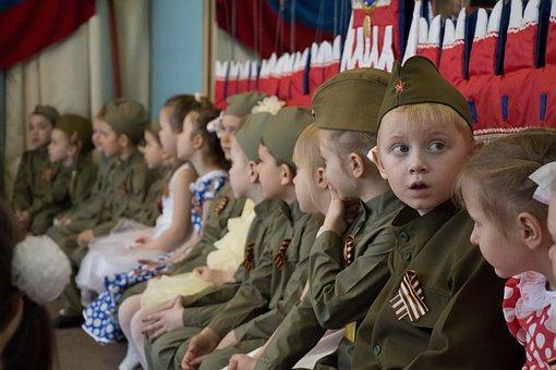 Anniversary, Celebration, Kids Soldiers