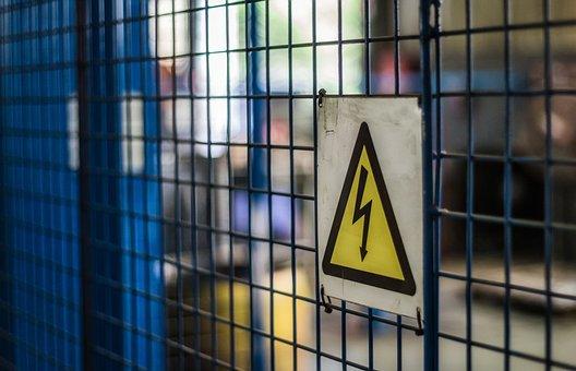 Danger, Electricity, Warning, Energy