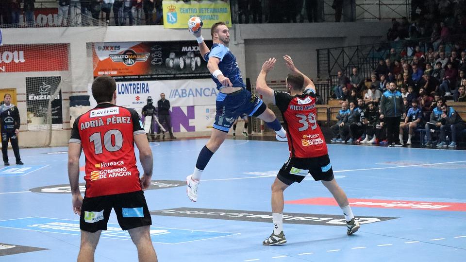 handball big ball game