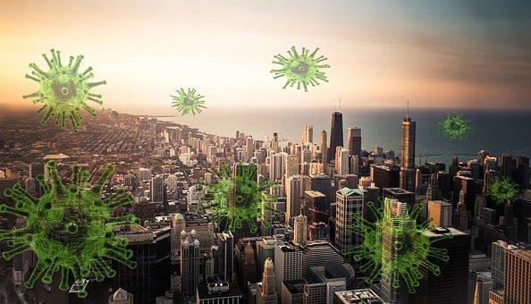 Chicago, Corona, Covid-19, Coronavirus