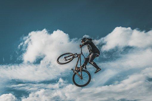 Athlete, Bike, Sports, Cycling, Men