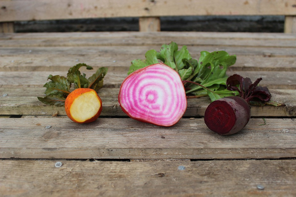 Beets, Beetroot, Chioggia, Food, Vegetables, Vegetable