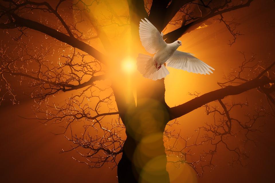 Pentecost, Holy Spirit, Christianity, Christian, Church