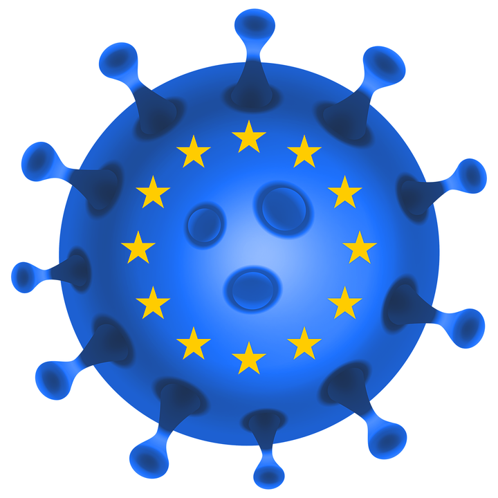 Europe transformée par le coronavirus