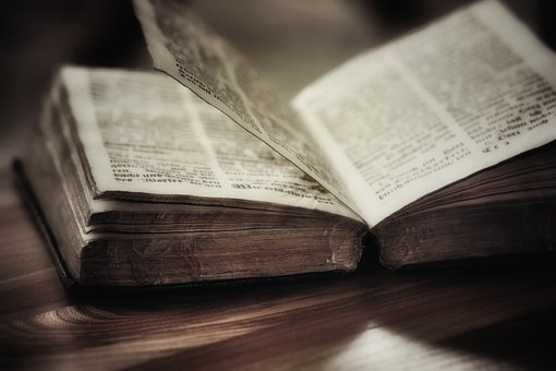 Book, Book Pages, Bible, Read